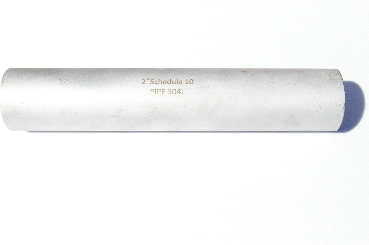 Schedule 10 304 Stainless Steel