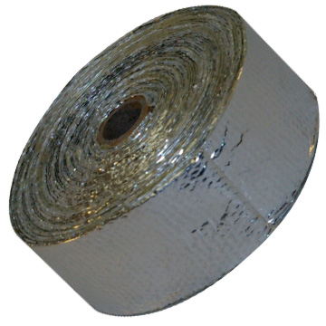 Aluminized Thermal Wrap