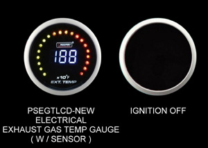 Prosport Exhaust Gas Temperature Digital Gauge