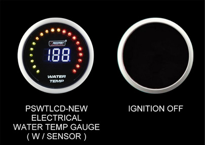 Prosport Water Temperature Digital Gauge