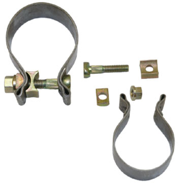 Exhaust Band Clamp